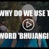 Why Do We Use The Word 'Bhujangis'- BANFF, Calgary