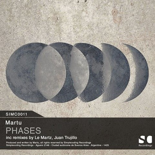 SIMC0011 - Martu PHASES EP - (PREVIEW SNIPPETS)