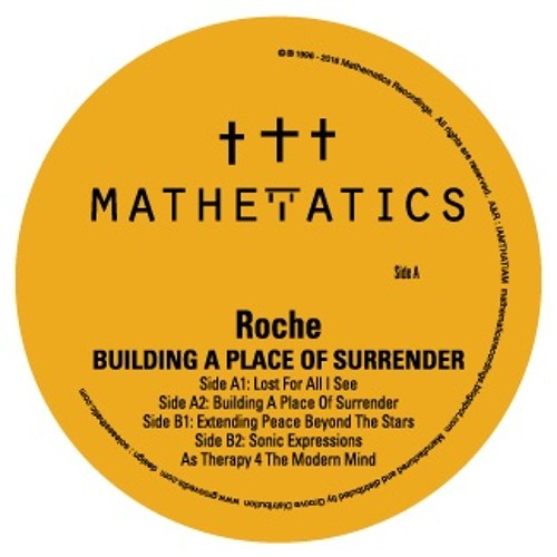 "Roche - ""Building A Place Of Surrender"" Mathematics Recordings 092 (snippets)"