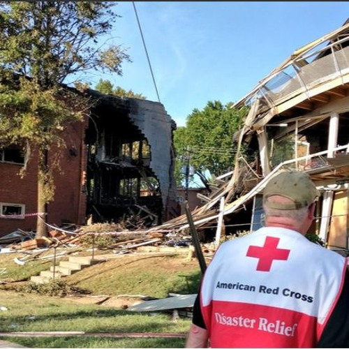 Red Cross Provides Mental Health Services to Silver Spring Residents