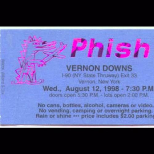 Phish - Magazine cover
