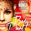 COCO BONGO DISCOTEC PARTY BODY PAINT