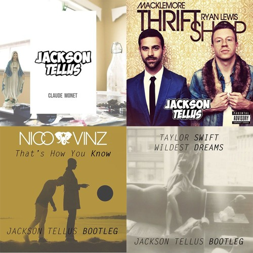Kick That Bass Bootleg Pack (Free D/L) by Jackson Tellus