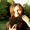 Moment of peace (Gregorian cover with panflute and harp)