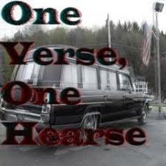 One Verse 1 Hearse
