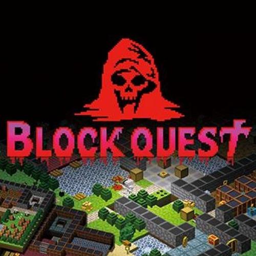 Libra Makowski - Block Quest Game Intro