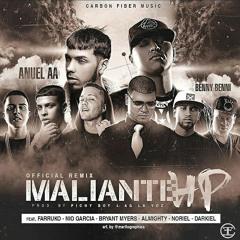 Benny Benni - Maliante HP (Remix)Ft. Anuel AA, Farruko, Bryant Myers, Almighty, Darkiel & Mas