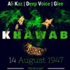 Khawab - Ali Kaz - Deep Voice - Glee - Punjabi Rap