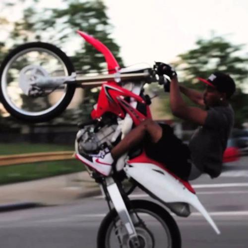 [98] diRt bike.