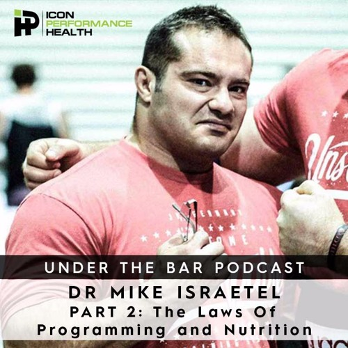 (WARNING EXPLICIT) Dr Mike Israetel Part 2 - Feature guest on Ep. 45 of 'Under The Bar' Podcast