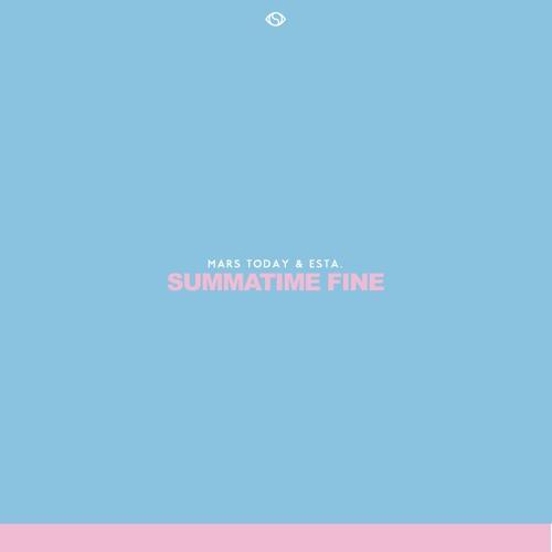 Minimalist cover for Summatime Fine