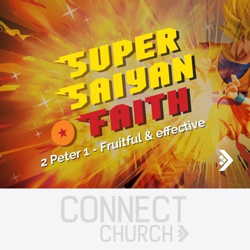 Super Saiyan Faith -Knowledge (Ryan Todd)