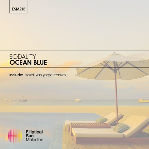 Sodality - Ocean Blue [OUT NOW ]