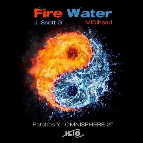 Made with ILIO Fire Water for Omnisphere 2