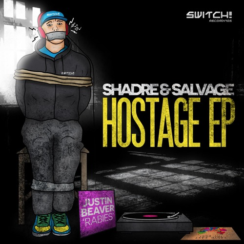 SHADRE & SALVAGE - HOSTAGE EP - SWITCHRECORD012