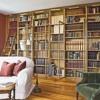 Shallow Bookshelf