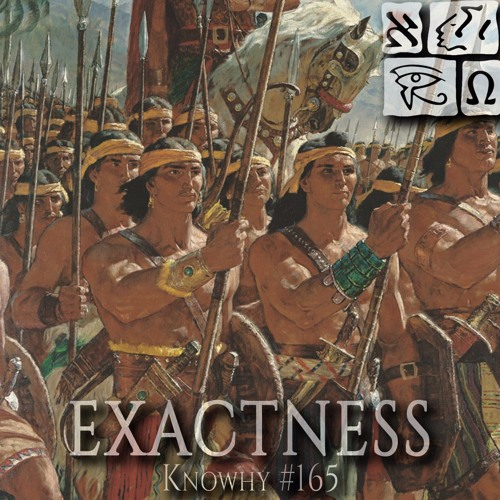 """Why Did The Stripling Warriors Perform Their Duties """"With Exactness""""? #165"""