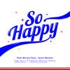 poster of Tony Moran So Happy song