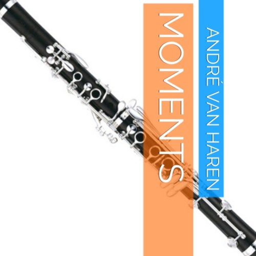 """Moments"" for B-flat clarinet and piano"