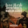 Justin Cross & Marlon Asher - Love Herb [Waiting Riddim prod. by Culture Rock Records 2016]