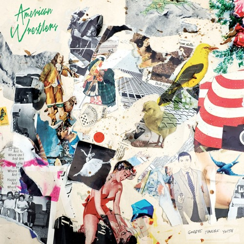 American Wrestlers - Give Up
