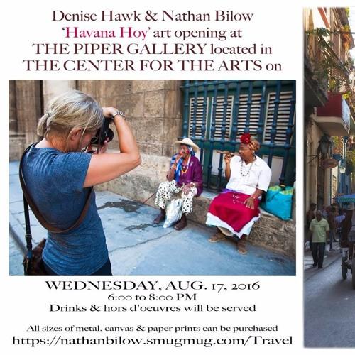 Photographer Interview: Nathan Bilow & Denise Hawk by KBUT