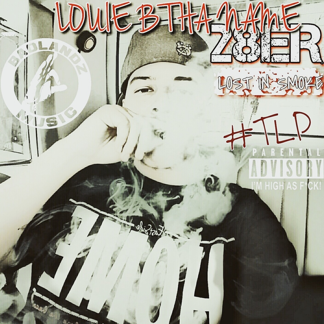 Louie B The Name - Lost In Smoke [Thizzler.com Exclusive]