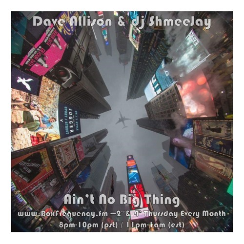 Ain't No Big Thing  Radio  (Guest Mix)