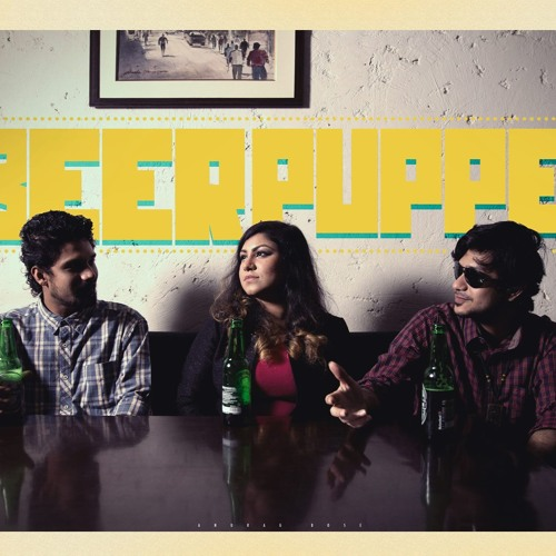 Beer Puppets live at BlueFROG Bangalore(Anni Day1)
