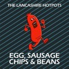 Egg, Sausage, Chips & Beans