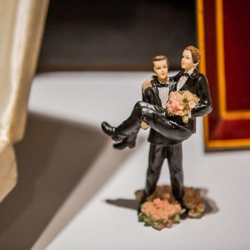 Musée du Costume et de la Dentelle - Just Married, une histoire du mariage : La ligne du temps