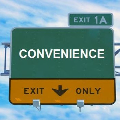 When Christ is Convenient