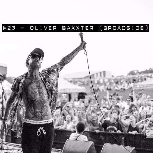 #23 - Oliver Baxxter (Broadside)