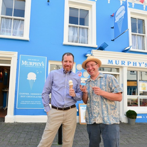 From New York to Dingle - the Murphy brothers and their dream of a world class Irish ice-cream