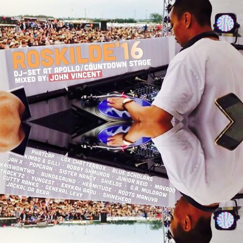 Roskilde'16 (DJ-Set @ Apollo / Countdown Stage) by John