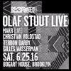Bespoke Rooftop - Live Set