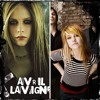 Avril Lavigne Vs Paramore - I'm With The Only Exception (Hardware Cop Mashup)