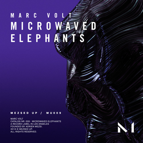 Marc Volt - Microwaved Elephants (Original Mix)