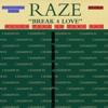 BREAK FOR LOVE - RAZE (BUTCH ZURC DA ZONE RMX) - 125.07 BPM