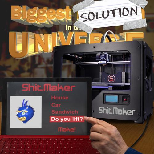 #12 - Bill Gates, Lifting, 3D Printers, Flight