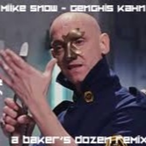 Miike Snow GENGHIS KAHN [A Baker's Dozen remix]