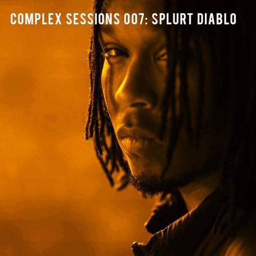 Complex Sessions 007: Splurt Diablo aka Merky ACE ('Identity Revealed' Mix)
