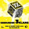 Gebrüder3KLANG @ SonneMondSterne 2016 - SMSXX / SMS Music Camp
