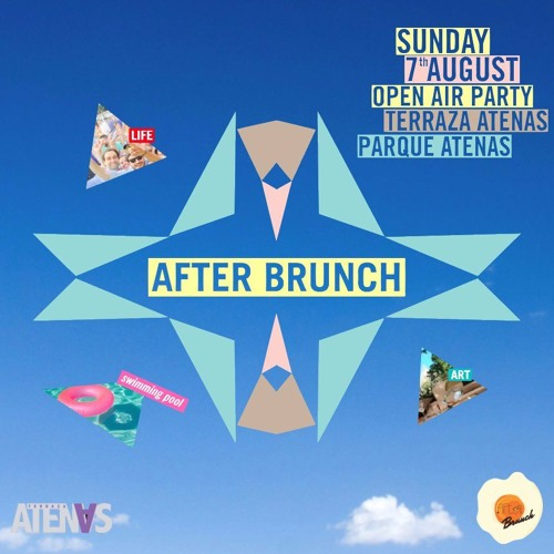 Onelia Dj Set After Brunch Open Air Terraza Atenas By