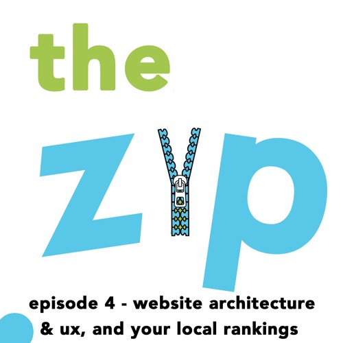 User Experience for Local SEO, with Shari Thurow - The Zip Local Marketing Podcast Ep 4