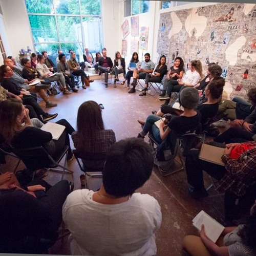 art and activism discussion