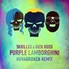 Skrillex x Rick Ross - Purple Lamborghini (Novabroken Remix) [PITCHED DOWN PREVIEW]