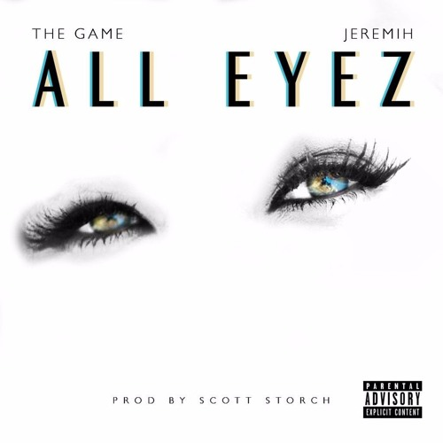 The Game - All Eyez (Feat Jeremih & Chronic) Official Remix