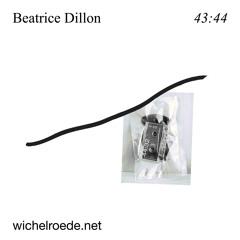 Beatrice Dillon — 43:44