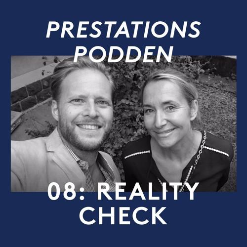 08: Per & Caroline - Reality Check
